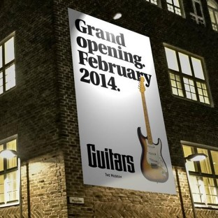 "Image for ""Guitars - The Museum"""