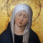 "Image for ""Virgin Mary – the crying mother"""