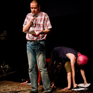 "Image for ""Svenska Mästerskapen i Poetry Slam 2014"""