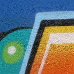 "Image for ""Graffiti at a football arena"""