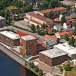 "Image for ""A glimpse of Umeå Arts Campus"""