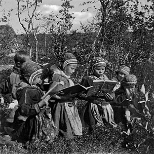 "Image for ""Education in Sápmi"""
